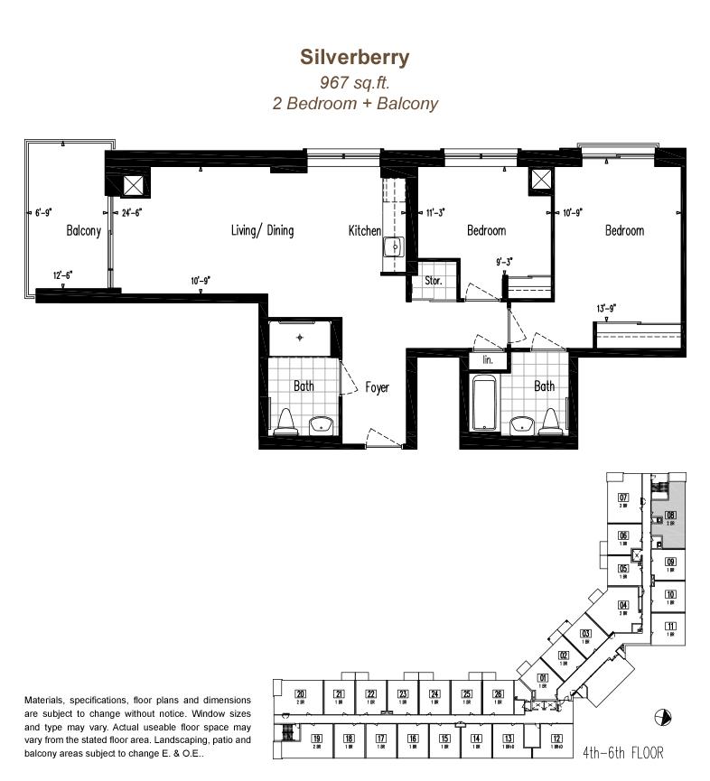 Silverberrry_Floorplan