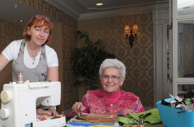 Art Therapies For Richview Manor Residents