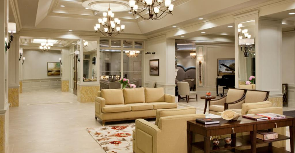 Richview Manor Lobby