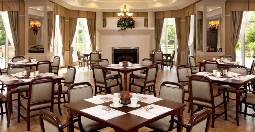 Richview Manor Dining Room